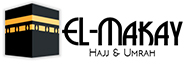 ElMakay – Hajj and Umra Logo